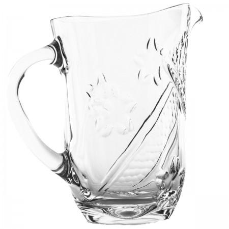 Caraffa acqua cristallo Stripestar
