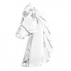 Testa cavallo cristallo