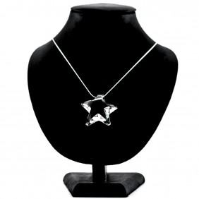 Collana cristallo stella starfive